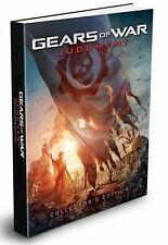 Gears Of War: Judgment Collector's Edition Strategy Guide [Hardcover, 352pg] NEW