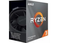 AMD Ryzen 3 3300X Desktop Processor CPU w/ Wraith Stealth Cooler