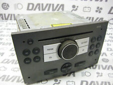 Vauxhall Opel Meriva Corsa Astra Audio Stereo CD Player Radio Head Unit 13190853