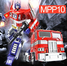 Oversized MPP10 G1 Optimus Prime Toy Action Figure New in Box 12 inches