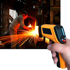 Temperature Gun Non-contact Infrared IR Laser Digital Thermometer Big Display