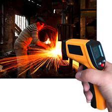 Temperature Gun Non-contact Infrared IR Laser Digital Thermometer