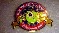 Disney Pin 100472 DLP - Pin trading Night - Mike Wazowski