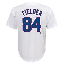 (NEW/NWT) Texas Rangers PRINCE FIELDER mlb Jersey YOUTH KIDS BOYS (s-sm-small)