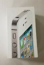 New In Box Apple Iphone 4s Unlocked IOS Smartphone 16GB White