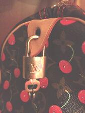LOUIS VUITTON LOCK+KEY #311,312,313,314,315,316,317,318,319 FOR LV BAG*AUTHENTIC