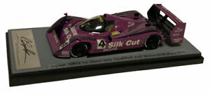 Marsh Models Jaguar XJR14 #4 DNS Le Mans 1991 - Warwick/Wallace 1/43 Scale