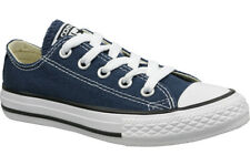 0fa34a07b2e1 Kids s Converse Chuck Taylor All Star Core Ox Low Rise Trainers in Blue UK  10 Infant