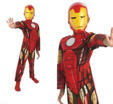 Iron Man Classic Costume - Avengers Assemble Marvel Fancy Dress For Book Week