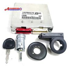 Opel Corsa B Steuergerät Motor Zündschloss WFS Lesespule Schlüssel 16202279