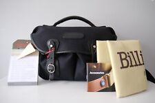 Billingham Hadley Pro Small - Black FibreNyte + Black Leather - A+ Condition
