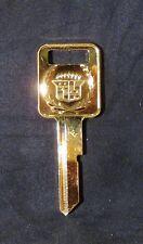 Rare Cadillac Gold Key - 'E' Ignition - Fleetwood, Brougham, Eldorado, & Seville