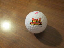 Logo Golf Ball-Tum-E Yummies.Fruit Flavored Drinks.