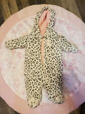 Baby Winter Fleece Bodysuit Jacket