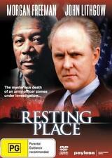 RESTING PLACE - MORGAN FREEMAN JOHN LITHGOW DRAMA NEW DVD MOVIE SEALED