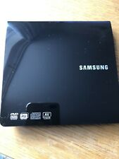 Samsung Portable DVD Writer Se-208