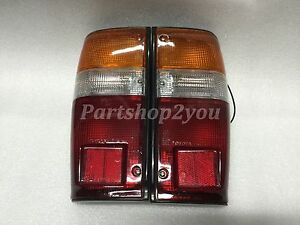 1984-88 TOYOTA HILUX MK2 PICKUP LN RN YN 2WD 4WD TAIL LAMP REAR LIGHT