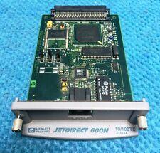 HP JetDirect 600N J3113A Network Print Server Card