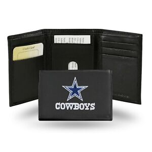 Dallas Cowboys NFL Embroidered TRIFOLD Wallet