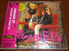 Sultans of Ping F.C. - Teenage EP - JAPAN 4-track CD NEW & Factory SEALED - RARE