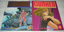 GUNHED - # 1-2 (ALL COLOR) - KIA ASAMIYA - VIZ SELECT COMICS