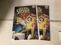 DOCTOR STRANGE (2018 Marvel vol 8 ) #5 NM 1st Print Academy Thor Galactus Venom