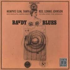 Bawdy Blues: Pink Anderson Lonnie Johnson Tampa Red Memphis Slim Victoria Spivey
