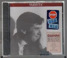 GIANNI MORANDI VARIETA' CD F.C. SIGILLATO!!!