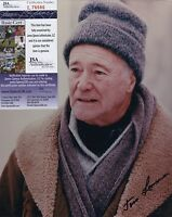 JACK LEMMON SIGNED AUTOGRAPHED COLOR 8X10 PHOTO JSA COA GRUMPY OLD MEN!!