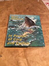 In Pursuit of Carp and Catfish - Kevin Maddocks - fishing book