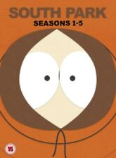 South Park Seasons 1 to 5 DVD NEW dvd (8309832)