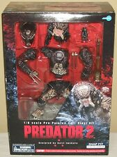 Predator 2 1/6 scale Soft vinyl Statue Pre-Painted Figures Dolls Kotobukiya 2004