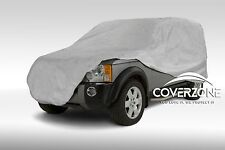 Land Rover Discovery 3 - 4 LR3 LR4  2005-2016 Indoor Outdoor Fitted Car Cover
