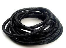 "1/4"" x 14Ft. Flexible Split Electrical Wire Loom Conduit Protective Wrap Sleeve"
