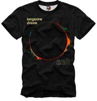 "TANGERINE DREAM T-Shirt ""ZEIT"" Electronic Music New Age Prog Kraftwerk 3952 DTG"