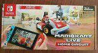 NEW Mario Kart Live: Home Circuit Mario Set - Nintendo Switch Mario Set Edition