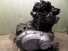 COMPLETE ENGINE, 80'S SUZUKI GS 450 TWIN ENGINE.