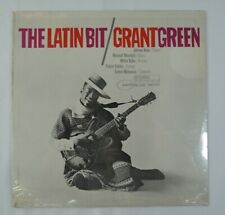 Grant Green, The Latin Bit -  Blue Note BLP-4111/84111 Sealed Mint 1963