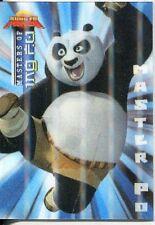 Kung Fu Panda Masters Of Kung Fu Lenticular Chase Card M-1
