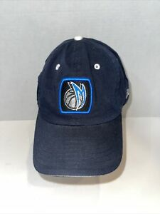 Dallas Mavericks New Era Team Classic  Flex Hat - Navy One size