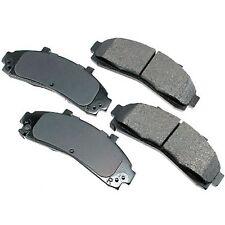 MAZDA FRONT BRAKE PADS SEMI METALLIC B2300 B2500 B3000 B4000 FRONT BRAKES