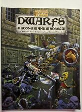 Warhammer Fantasy Roleplay Dwarfs Stone and Steel Used