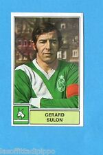 BELGIO-FOOTBALL 1972/73-PANINI-Figurina n.116- SULON -CROSSING Sc-Rec