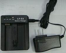 LP-E4 Battery Charger for CANON EOS1D EOS-1D C EOS-1DC EOS1DC SLR Digital Camera