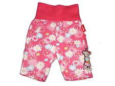 Sigikid tolle kurze Hose Gr. 68 rosa mit Blumenmustern !!