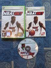 XBOX 360 : NBA 2K7 - Completo, ITA ! Il gioco ufficiale dell' NBA