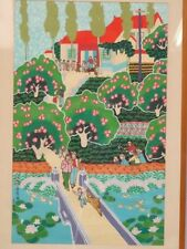 Asian 1970-1989 Folk Paintings Art