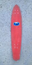 "Vintage skateboard Makaha Pro Flex NOS Fiberglass 28 1/2"" hobie surfboard logan"
