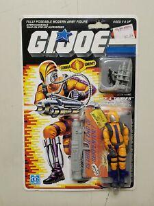 1988 Hasbro Gi Joe H.E.A.T. Viper Action Figure MOC