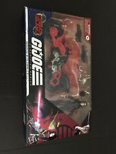 GI Joe Classified Series Baroness With Cobra C.O.I.L. Target Exclusive